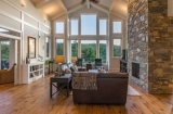 MLS # 09/2020: Vaulted Ceiling With Powerful Fireplace